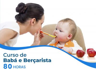 Babá e Berçarista com anatomia/filosofia humana e farmácia.  Veja detalhes: