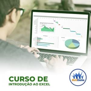 Curso Online de Introdução ao Excel