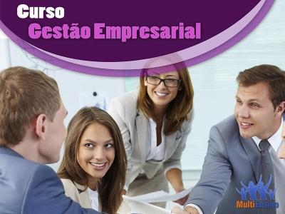 Gestão Empresarial - Veja detalhes