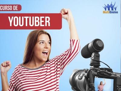Youtuber - Veja detalhes