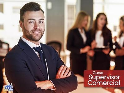 Curso Supervisor Comercial - Veja detalhes