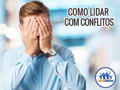 Estratégias para lidar com Conflitos - Curso Gratuito - Veja detalhes: