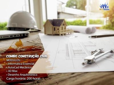 Curso Combo para Construção Civil