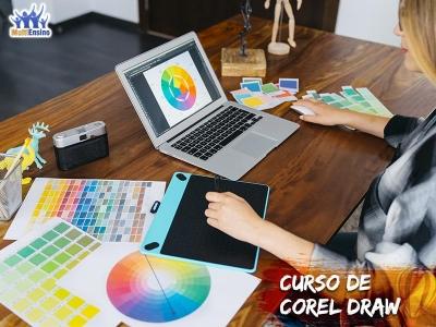 Curso de Corel Draw - Veja detalhes