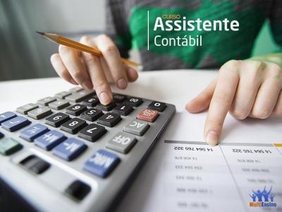 Curso Assistente Contábil - Veja detalhes