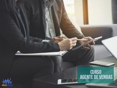 Curso Agente de Vendas - Veja detalhes