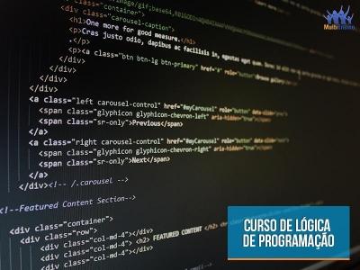 Curso Lógica de Programação - Veja detalhes