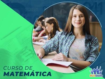 Curso Completo de Matemática Para Crianças,  Jovens e Adultos - Veja Detalhes