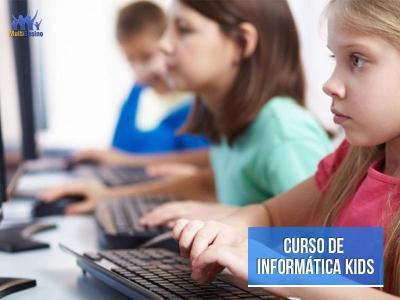 Curso de Informática para Crianças - Veja detalhes